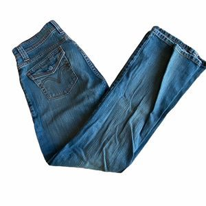 Levi's 542 Low Flare Jeans Women's Size 10M